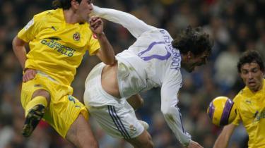 En af grundene til at elske fodbold er kampen mellem Real Madrid og Villareal i søndags. Her var 90 minutter med mere action end Die Hard-filmene, blandt andet med Nistelrooy.