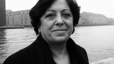 -Muslimsk feminisme, kristen feminisme, det er noget sludder. Der er feminisme og patriarkat - det er modsætningerne-, siger Asma Khader, der er generalsekretær i Jordans Nationale kvindekomité (JNCW). Hun er kristen og uddannet advokat.