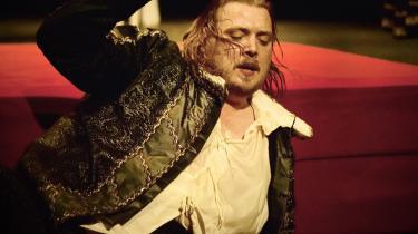 Hamlet - helt, romantiker, politiker, sindssyg? I de 200 år, hvor Shakespeares -Hamlet- er blevet opført på de danske scener, har der været bred uenighed om, hvem han egentlig er. I romantikken blev han gjort til romantiker, mens han blev politisk styret i 1970-erne. I morgen kommer tilskuerne til at se en ny Hamlet i Nicolas Bros skikkelse, når det nye skuespilhus i København indvies.