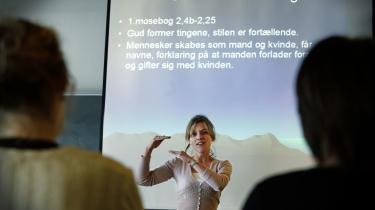 De otte nyfusionerede professionshøjskoler, der rummer de mellemlange videregående uddannelser til f.eks. lærer, pædagog, sygeplejerske, socialrådgiver og ingeniør står over for store besparelser. Undervisningsminister Bertel Haarder mener derimod, at der med tilførsel af 800 millioner kroner fra Globaliseringspuljen, ligefrem er tale om en nettogevinst til uddannelserne.