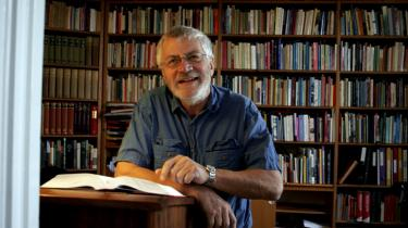 Den største ulykke er ikke indtruffet endnu, skriver litteraten Thomas Bredsdorff.