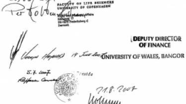 Universiteterne har haft travlt ved håndvasken siden sagen om ulovlig brugerbetaling på Erasmus Mundus-uddannelsen kom frem