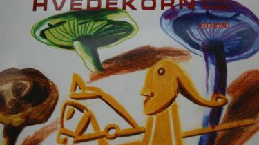 Hvedekorn bringer debutantdigte, Litlive anmelder 5 nye bøger, Bogmarkedet spørger hvem der har magten over bogudgivelserne og det nye kunstmagasin SUM skriver om den danske billedkunstner Henriette Heis