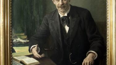 Georg Brandes er den dag i dag så levende, at hans fjender ønsker at slå ham ihjel. Igen og igen.P.S. Krøyers portræt af Georg Brandes.
