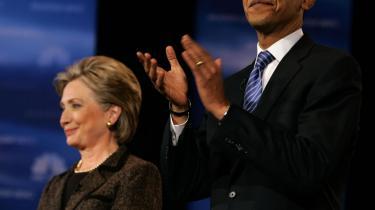 Både Hillary Clinton og Barack Obama har tidligere omtalt den nordamerikanske frihandelsaftale i positive vendinger, men under primærvalgene har piben fået en anden lyd.