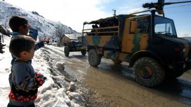 Tyrkiet trækker nu soldaterne hjem fra det nordlige Irak. Målet for offensiven, der var rettet mod kurdiske PKK-oprøreres baser i Nordirak, er nået, siger det tyrkiske militær.