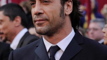 Skønheden og udyret i én og samme person: Oscar-vinderen med den meget omtalte hjelmfrisure i Coen-brødrenes 'No Country for Old Men', Javier Bardem, har et af filmverdens mest fascinerende ansigter