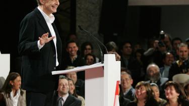 Vi kan tage ved lære af spanierne, hvis premierminister Jose Luis Rodriguez Zapatero, i ligestillingens navn i 2004 dannede en regering med lige mange kvindelige og mandlige ministre.