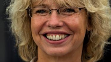 Anne Baastrup har boet i København i cirka 30 år, men siger, at hun i den kommende tid vil lære byen endnu bedre at kende