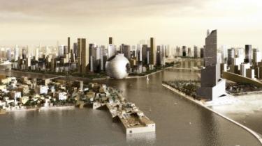 Dubai vil gerne ligne Manhattan. Det viser et nyt projekt, som De Forenede Arabiske Emirater, med entreprenøren Nakheel i front, har igangsat