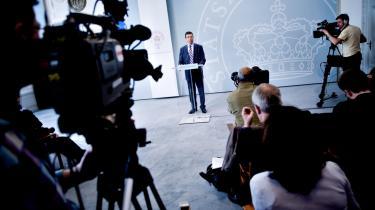 På sit ugentlige pressemøde i går afviste statsminister Anders Fogh Rasmussen kritikken af regeringens stort anlagte kvalitetsreform.
