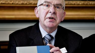 Knud J.V. Jespersen, formand for demokratikanonudvalget (på billedet), og hans kanondisciple kritiseres for at udelade de begivenheder, der problematiserer demokratiets vilkår.