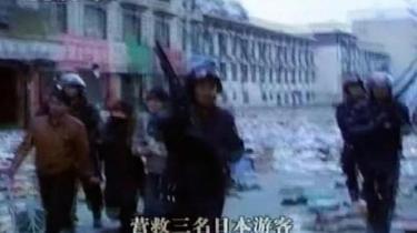 Protesterne i Tibet har bredt sig til dele af Kina, hvor der bor tibetanske mindretal. Stemningen virker meget anspændt, fortæller dansk fotograf i området