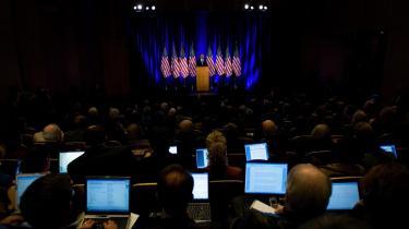 Journalisterne, der hørte Obamas tale i Philadelphia i går, kan efter talen skrive endnu et kapitel i USA-s moderne racehistorie.