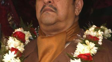 -Man får indtryk af Kong Gyanendras karakter ved at kigge på et billede af ham. Han ser ondsindet ud,- mener en boghandler i Kathmandu. Kongen har holdt lav profil under valgkampen.