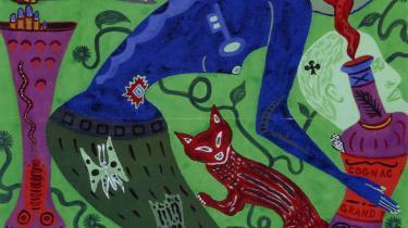 Takket være Ole Sohn har vi endelig fået adgang til Gustaf Munch-Petersens billedkunst. Nu mangler vi bare filmen om ham