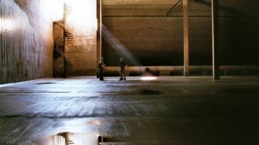 I fire år havde den svensk-danske kunstnerduo Adams & Itno en hemmelighed under Københavns Hovedbanegård - et lille hus ved spor 12. Det blev revet ned, men nu har kunstnerne bygget et nyt hemmeligt hjem