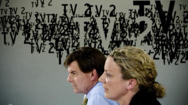 TV2 afskediger 136 medarbejdere og lukker sin radiokanal. Tv-stationen indleder samarbejde med SBS om en ny radiokanal. Medarbejderne på TV2 forstår ingenting