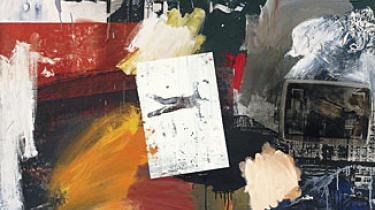 Robert Rauschenberg matchede 1950'ernes glatte mediebilleder med hverdagens fundne objekter i sine rørende og dybt originale assemblager. Popkunstens far er død 82 år gammel