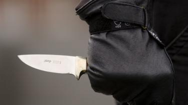 Vold er utvivlsom, vold udsletter tvivl, lyder det i Abo Rasus seneste bog, der er fuld af tæsk og knivdrab.