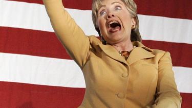 Et komplet nederlag. Et stort set enigt kommentatorkorps har erklæret Hillary Clintons chance for at blive demokratisk præsidentkandidat for stendøde, alligevel kæmper hun videre. Men Hillary har tabt mere end bare en kampagne. Hun har også tabt opbakningen fra mange af de tilhængere, der i hende så et nyt håb og et opgør med det mandsdominerede establishment.