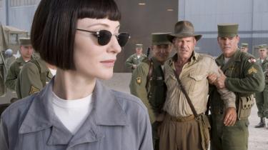 Skuffet blev Informations anmelder, da han så Steven Spielbergs 'Indiana Jones og Krystalkraniets Kongerige'. Og som ægte fan af Indy ville han så gerne have kunnet lide filmen