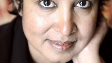 De næste to år skal Taslima Nasrin bo i Uppsala, den svenske -friby- for forfulgte forfattere.