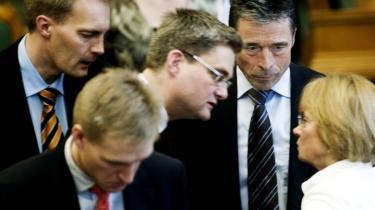 Kulturkæmper. Hvis forudsætningen for fortsat politisk succes for Venstre er kulturkampen, så står Søren Pind som et lagt stærkere bud på Foghs efterfølger end Lars Løkke Rasmussen.