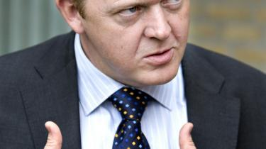 Der er ikke meget, der tyder på, at finansminister Lars Løkke Rasmussen vil imødekomme kommunerne.