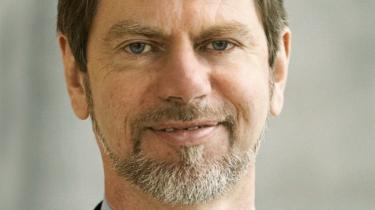 Poul Holm, rektor på Roskilde Universitetscenter (bill.), mener ikke, at samtalen mellem de studerende og rektor skal foregå mellem studenterrådets repræsentanter.