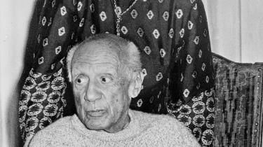 Pablo Picasso frygtede alderdommmen.
