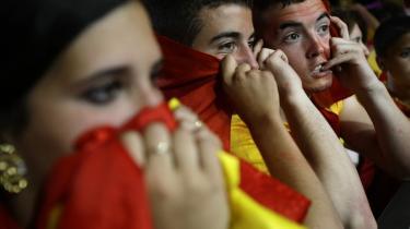 For en gang skyld lykkedes det ikke Italien at fedtspille sig i semifinalen. Spanien besejrede italienerne i en straffesparksgyser og gjorde dermed deres til, at ikke alle fordomme lader sig bekræfte under dette EM.