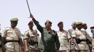 Sudans olie har hidtil skærmet landets præsident, Omar al-Bashir og hans regering mod et vestligt pres.