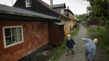 Christianias fysiske miljø er et resultat af den måde, beboerne i de seneste årtier har anvendt fortiden som ressource. I næste uge skal christianitterne tage stilling til en aftale med staten, der kommer til at bestemme områdets udvikling
