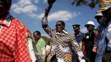 Robert Mugabe kan være temmelig sikker på at vinde dagens valg som eneste kandidat. Men hans styre vil sandsynligvis presse folk til at stemme for at sikre det miskrediterede regime en eller anden slags legitimitet.