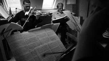Kroger Kvartetten navigerer gennem Per Nørgårds kvartetter med et musikantisk mesterskab, som hører til verdenseliten.