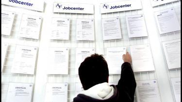 Ledige skal søge fire stillinger om ugen, og mange gange oplever virksomhederne, at ledige søger et arbejde, de reelt ikke er interesseret i.