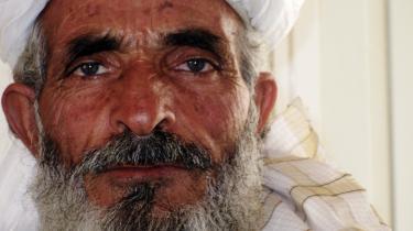 Mullah Maulavi Mildin i Gereskh er en af de imamer, som de danske styrker i Afghanistan gerne vil samarbejde med. Han forsikrer, at de moskeer, han har ansvaret for, i hvert fald ikke vil blive et arnested for ekstremisme.