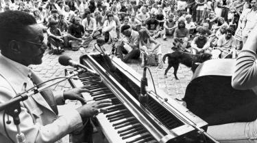 30. udgave af Copenhagen Jazz Festival begynder i dag og varer til den 13. juli. Her fanger vi stemningen fra 1981.