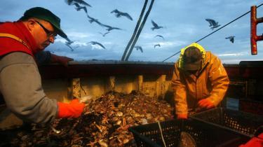 Trawl-fiskere som disse får nu penge til brændstof af EU.