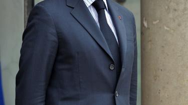 Med det franske EU-formandskab skal der efter den franske præsident Nicolas Zarkozys mening sættes skub i planerne om at udvikle Europas militære samarbejde.