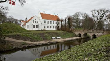 Den private fond Realea har finansieret store kulturelle restaureringsprojekter som f.eks. herregården Nørre Vosborg i Vestjylland.