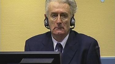Radovan Karadzic fører selv sit forsvar ved Krigsforbryder-tribunalet i Haag og vil givetvis forsøge dels at lægge ansvaret på andre ledere i den bosnisk-serbiske ledelse og dels forsøge at inddrage styret i Beograd.
