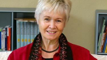 Eks-kristendemokraten Tove Videbæk meldte sig i weekenden ind i Det Konservative Folkeparti, og der vil hun fortsat kæmpe for abortmod-stand. Hun blander sig desuden i partiets interne strid om lukkeloven