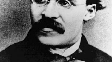 Friedrich Nietzsche frygtede, at vi ikke slipper af med Gud, -fordi vi stadig tror på grammatikken-.