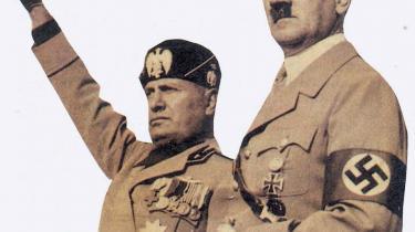 Det var ikke dårlig ledelse, der var årsag til, at Nazityskland tabte krigen. Derimod var grunden, at ledelsen og magtudøvelsen blev sat i en dårlig ideologis tjeneste.