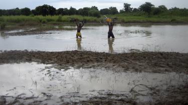 I september 2007 var Garu-Timpane-provinsen i Ghana ramt af oversvømmelser efter en voldsom tropisk storm. Nu er det afrikanske land vært for endnu en runde forhandlinger om en global klimaaftale.