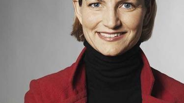 Udviklingsminister Ulla Tørnæs (V) vil øremærke en større del af den danske bistand til jobskabelse og forbedring af levestandarden i Afghanistan