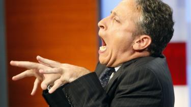 The Daily Show. Jon Stewars kultagtige undergrundssatire er endda blevet en så kulturel hjørnesten, at New York Times for nylig udnævnte ham til at være den mand af alle, som »Amerika har størst tiltro til«.