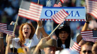 Barack Obama henvendte sig først og fremmest til den hvide middel- og arbejderklasse i sin tale på Demokraternes konvent i nat. Ifølge eksperter lykkedes det